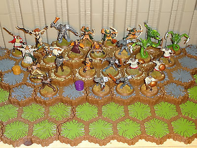 Heroscape - Zanafor's Discovery - Wave 4 - Complete!