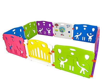 Cannons UK Plastic Baby Playpen Play Pen Baby Den C