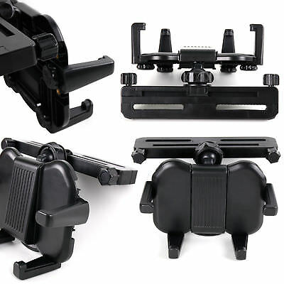 In-Car Expandable Headrest & Tray Mount For Dual DVD-P 905 Portable DVD Player