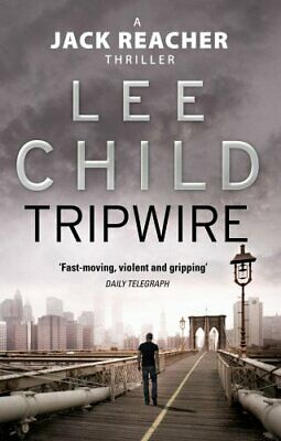 Tripwire: (Jack Reacher 3) by Child, Lee Paperback Book The Cheap Fast Free Post
