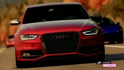 Forza Horizon 2: 2013 Audi RS 4 Avant (Xbox One, Video Game DLC) Email Delivery