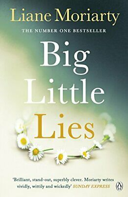 Big Little Lies by Moriarty, Liane Book The Cheap Fast Free Post