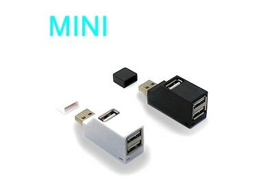 "MICRO HUB USB 2.0 3 PORTE ""DIRECT TOWER"" USB 2.0 MOLTIPLICATORE PORT ; Posta1 Pr"