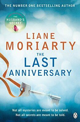 The Last Anniversary by Moriarty, Liane Book The Cheap Fast Free Post