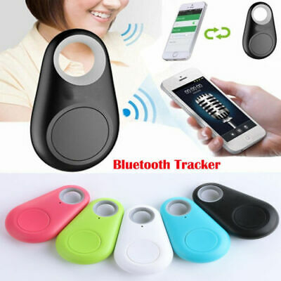 Smart Finder Bluetooth Tracer GPS Locator Pet Child Tag Alarm Key Tracker color