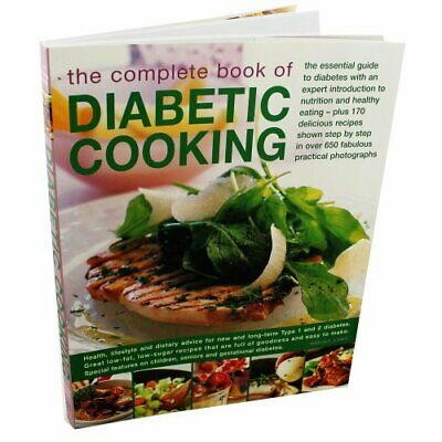 The Ultimate Book of Diabetic Cooking by Bridget Jones Book The Cheap Fast Free