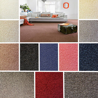 Quality NEW Felt Backed Twist Pile Carpet , CHEAP - 4M Width!