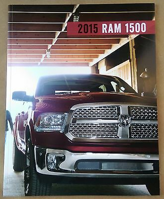 2018 DODGE RAM 1500 64-page Original Sales Brochure ...