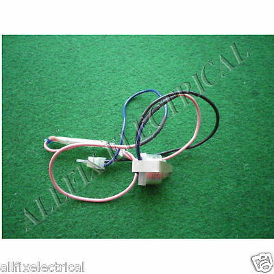 Used Whirlpool Fridge Defrost Cutout Thermostat and Fuse - Part # 326000987SH