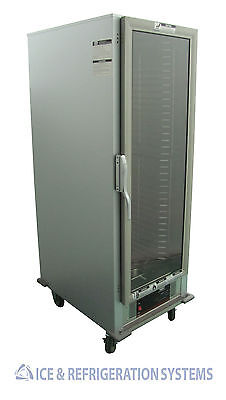 Cozoc 17 Tray Commercial Full Size Proofer Cabinet, Insulated  W/adj Rack
