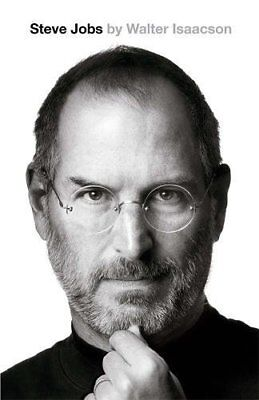 Steve Jobs: The Exclusive Biography, Isaacson, Walter Book The Cheap Fast Free