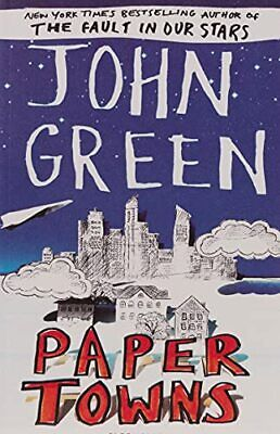 Paper Towns by Green, John Book The Cheap Fast Free Post