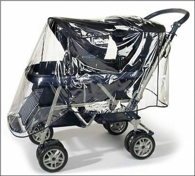 Raincover for a Graco Stadium Duo Tandem on special offer at £9.25 inc P&P