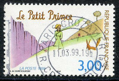 Stamp / Timbre France Oblitere N 3176 Le Petit Prince
