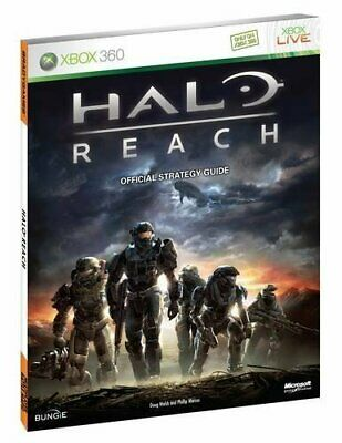 Halo Reach Signature Series Guide (Official Strategy... by Brady Games Paperback