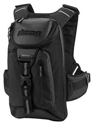 Icon Squad 3 Backpack Black One Size