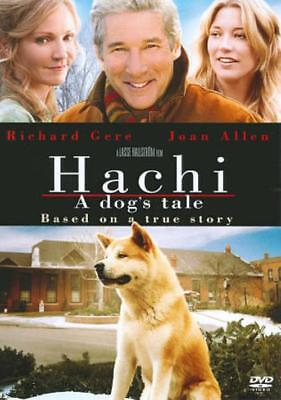 Hachi: A Dog's Tale New DVD