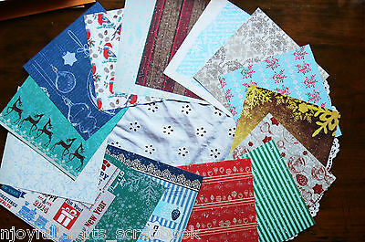 Heritage 16 Papers 6x6 Dbl Sided + 17 Varied Extra Paper Embellishment MultiList