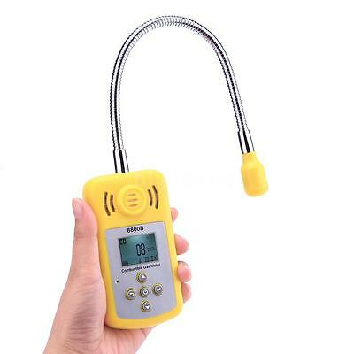 KXL-8800B Digital LCD Combustible Gas Detector Leak Location Tester Meter RR8Q