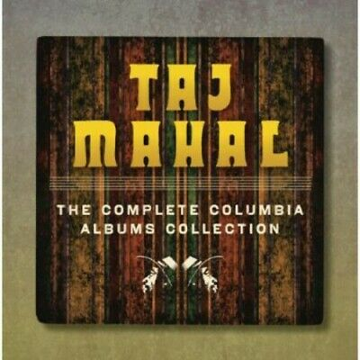 Taj Mahal - The Complete Columbia Albums Collection [New CD] Boxed Set