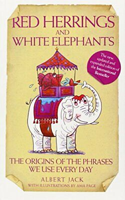 Red Herrings and White Elephants by Jack, Albert Paperback Book The Cheap Fast