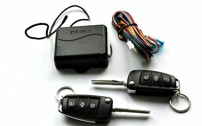 Car Remote Control Central Lock Locking Kit Keyless Entry System AUDI Universal.