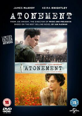 Atonement - Original Posters Series [DVD] [2007] - DVD  WMVG The Cheap Fast Free