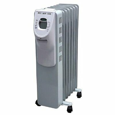 Honeywell Oil Filled Electric Digital Heater HZ-705C *FREE SHIPPING in Canada*