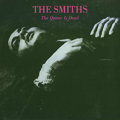"""The Smiths  """"THE QUEEN IS DEAD"""" Iconic Album Retro Poster SuperA1 A2 A3 A4 Sizes"""