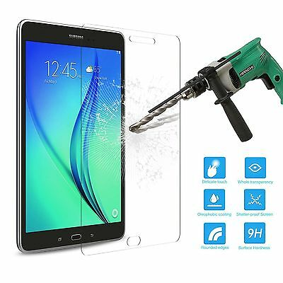 Tablet Tempered Glass Screen Protector For Samsung Galaxy Tab A 8.0 inch SM-T350