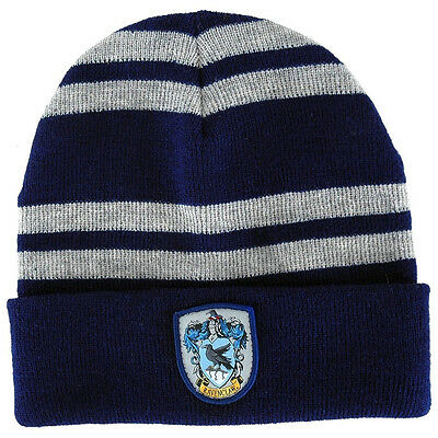 NEW Harry Potter Hogwarts Ravenclaw Beanie Official Licensed Merchandise Elope