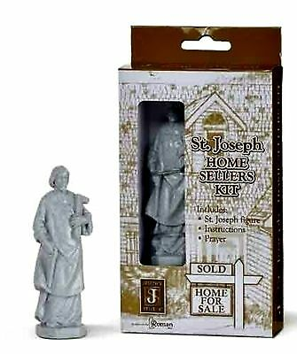 St. Joseph Statue Home Seller Kit Real Estate with instructions NEW!