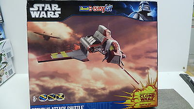 Revell Star Wars Easy Kit Republic Attack Shuttle 06672 Bausatz  Neu OVP
