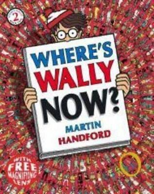 Where's Wally Now?: Mini Edition by Martin Handford (English) Paperback Book Fre