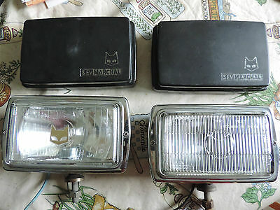 SEV MARSHALL DRIVING LIGHTS in VERY GOOD USED CONDITION