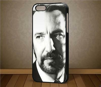 D6 Alan Rickman As Hans Gruber Die Hard - To Fit iPhone Samsung Phone Cases