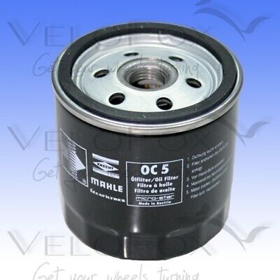 Mahle Oil Filter fits Ducati Hyperstrada 821 ABS 2013-2015