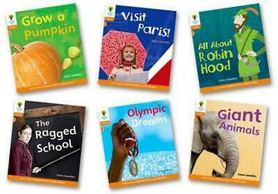Oxford Reading Tree: Level 6: Floppy's Phonics Non-fiction: Pack of 6 by Claire