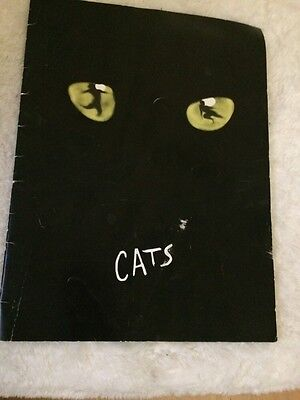 CATS 1984 Souvenir Brochure Published by Dewynters Ltd. 1984 First Edition