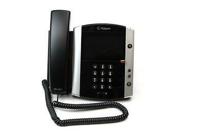 Polycom - VVX 600 16-line Business MediPhone with built-in Blu - 2200-44600-025