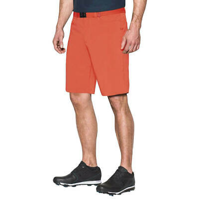 Under Armour Mens UA Match Play Taper Tech Performance Summer Golf Shorts