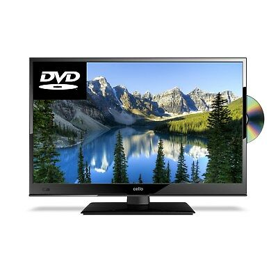 Cello C20230F 20 Inch Freeview LED TV with built-in DVD Player C20230F