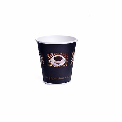 Coffee to go Espresso Becher 100ml Coffee Bean 1000 Espressobecher Kaffee