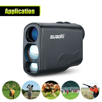 Pro handheld 600M  Waterproof Outdoor Golf Laser Range Finder With Pinsensor AU