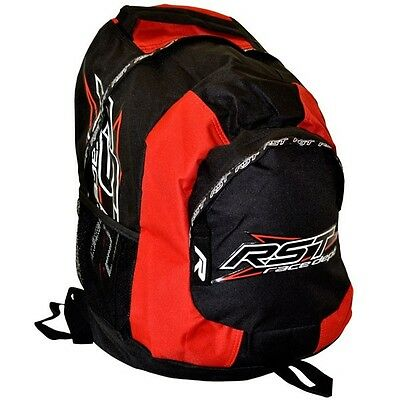 RST Race Department Motorcycle Motorbike Casual Rucksack Backpack Bag Luggage