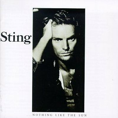 Sting - Nothing Like the Sun [New CD]