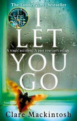 I Let You Go by Mackintosh, Clare Book The Cheap Fast Free Post