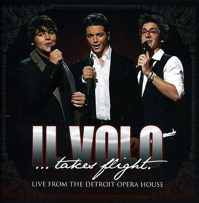 Il Volo - Il Volo: Takes Flight - Live from Detroit Opera [New CD]