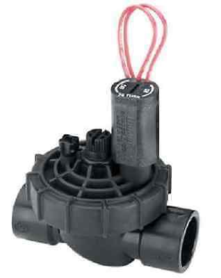"Hunter PGV-101JT-GS 1"" PGV Jar Top 24 VAC Solenoid Valve, Slip w/Flow Control"