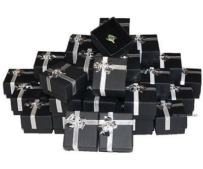 Lot Of 1~600 Boxes Bow-Tie Ring Box Bow Tie Gift Box Jewelry Box Hat Top Boxes